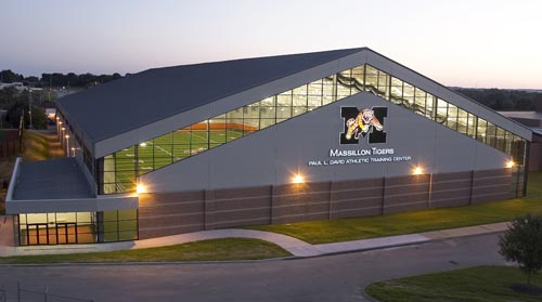 Paul L. David Athletic Training Center